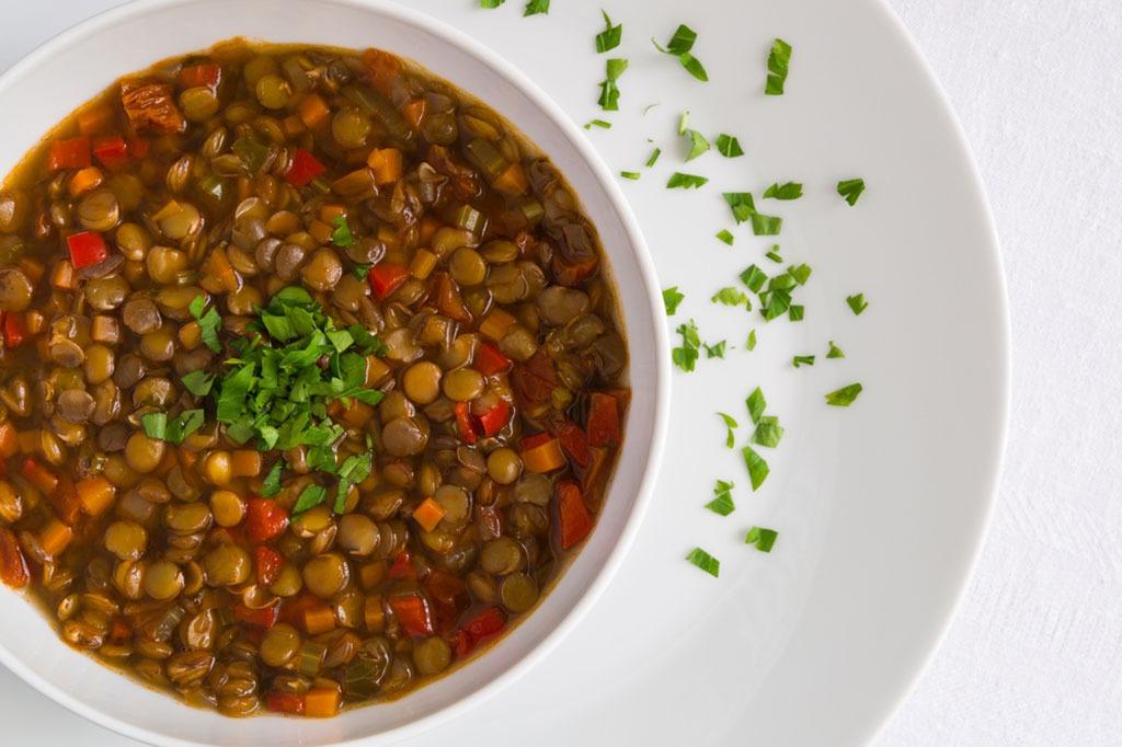 lentil soup weight loss