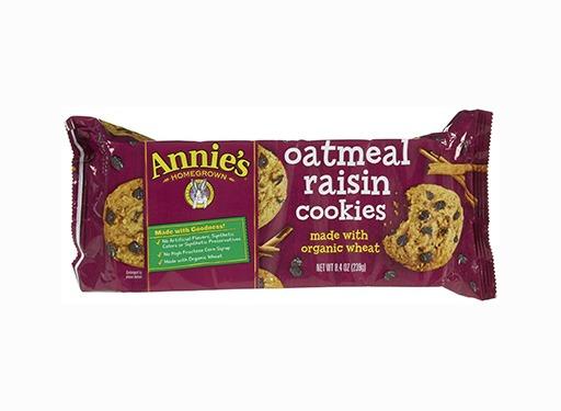 Annie's Oatmeal Raisin