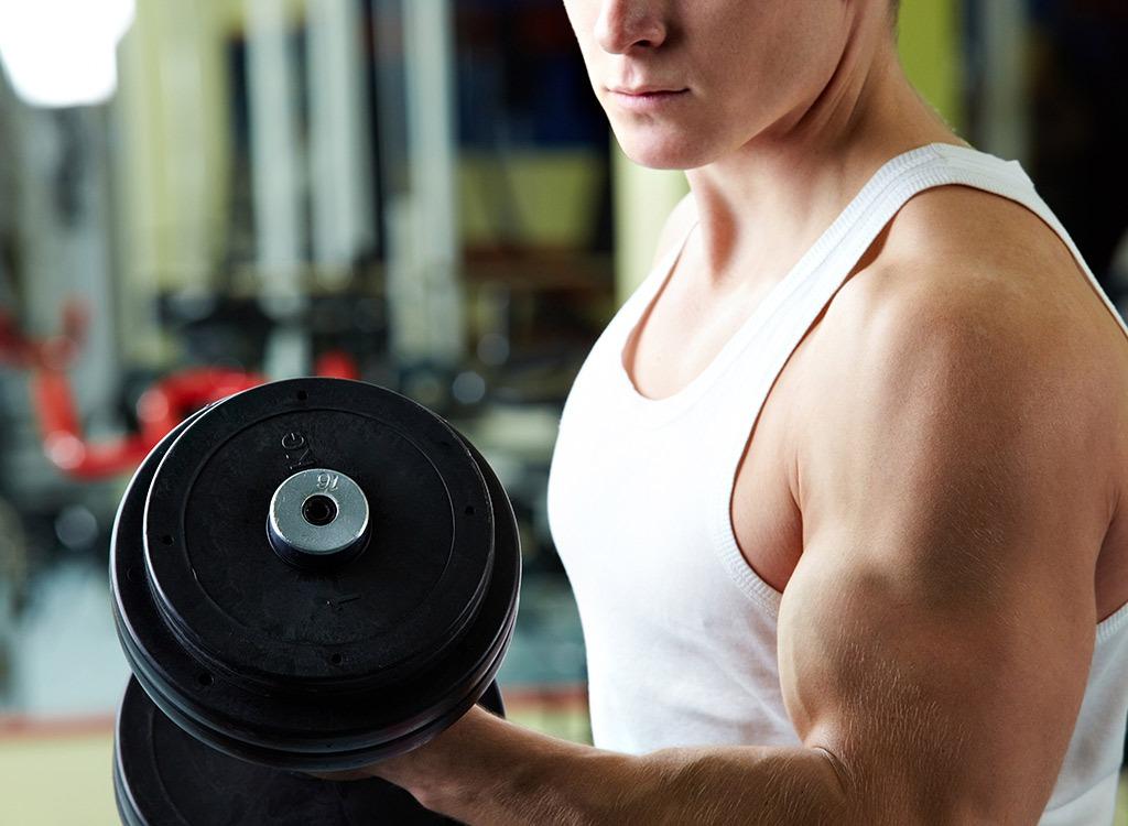 man workouts