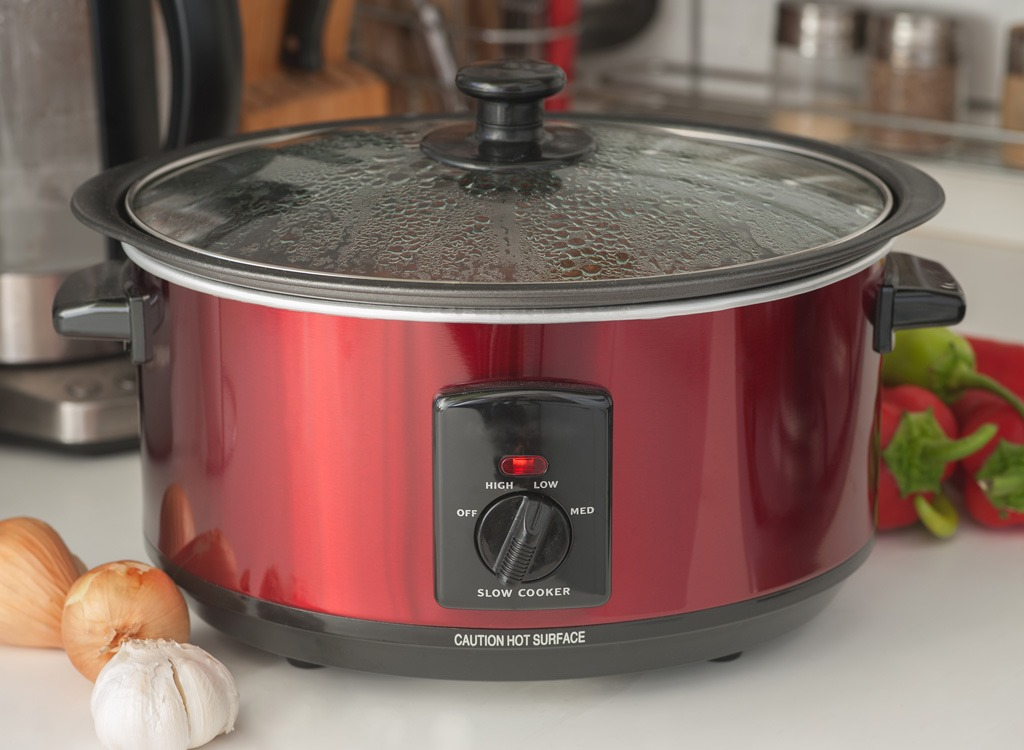 Healthy cooks slow cooker