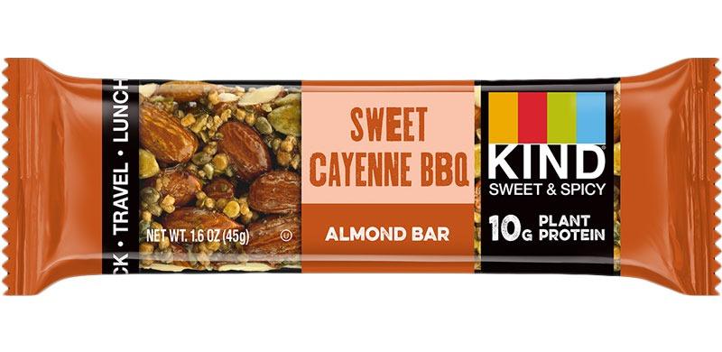kind sweet cayenne bbq