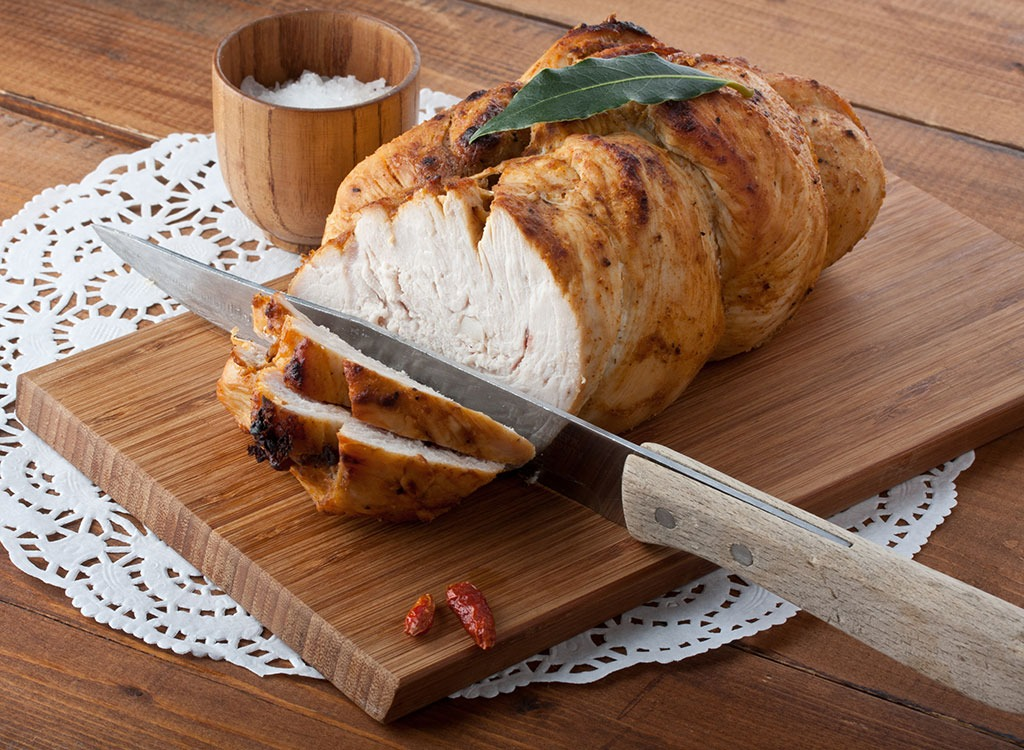 thanksgiving dishes ranked turkey light meat with skin