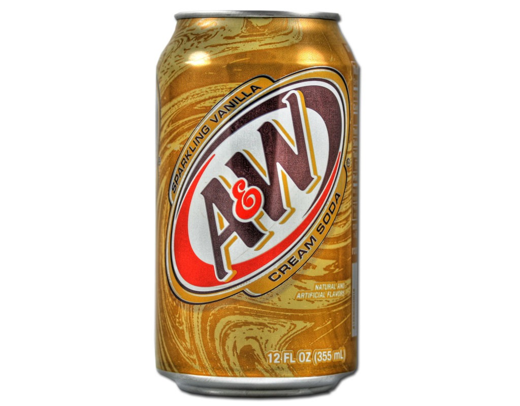 best sodas aw cream soda