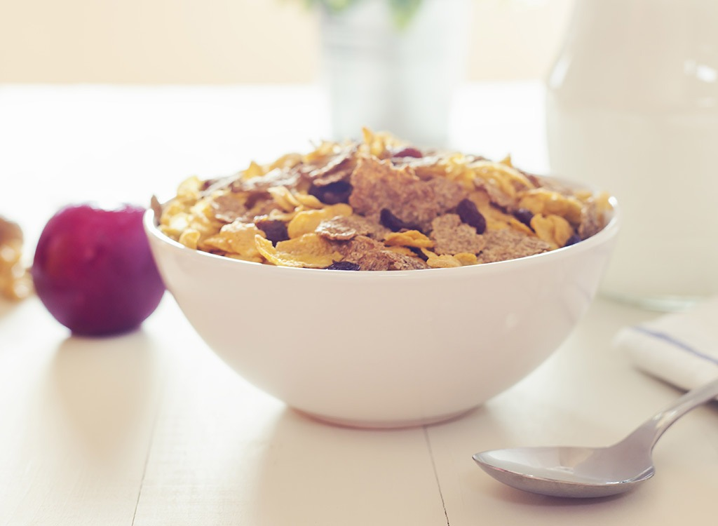 bran cereal - how to lose weight