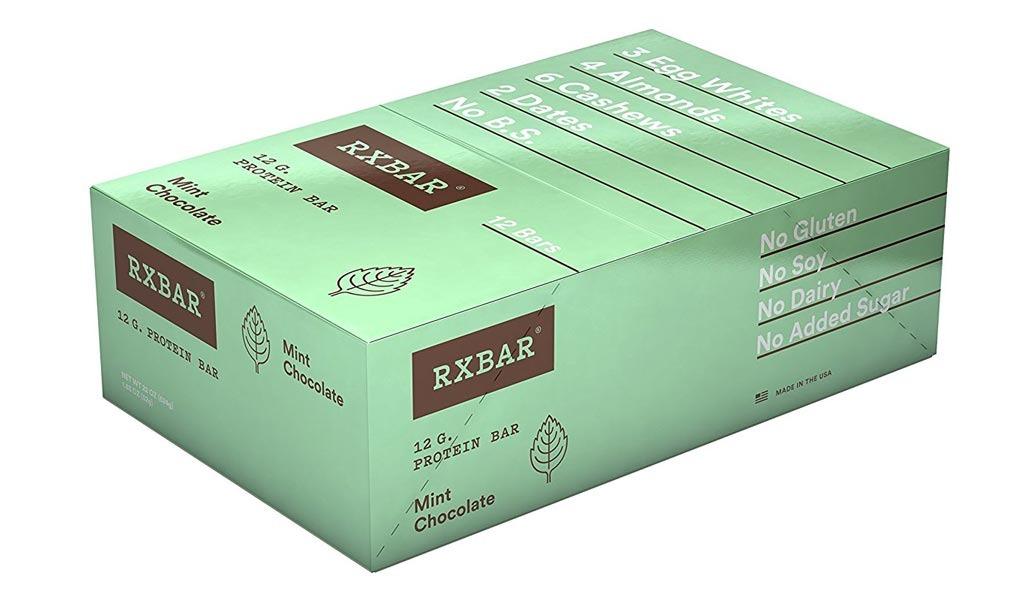 rx bar mint chocolate chip