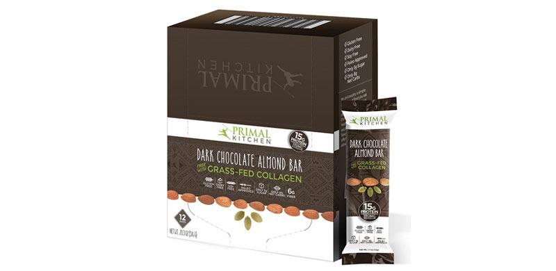 Primal Kitchen Dark Chocolate Almond Bars