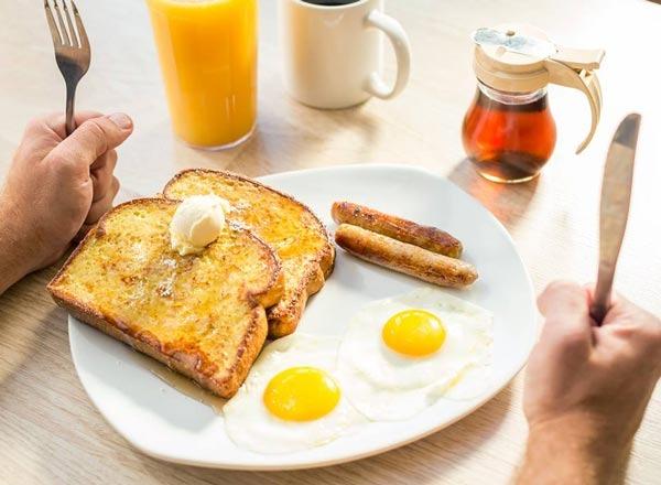 perkins ooh-la-la french toast platter
