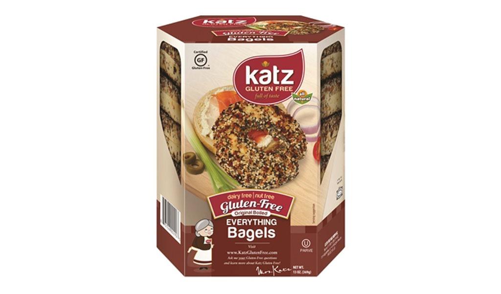 katz gluten free everything bagels
