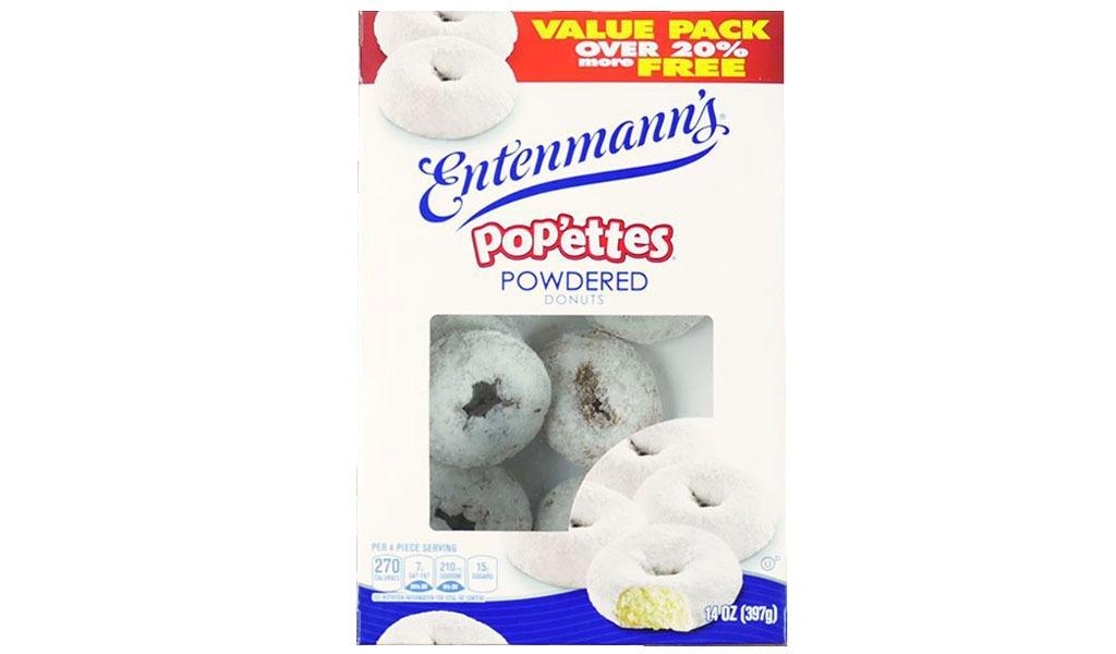entenmanns popettes powdered