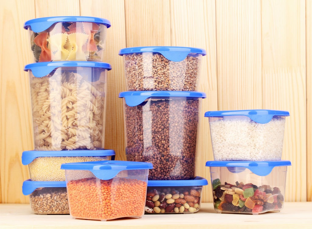 Healthy cooks food storage containers