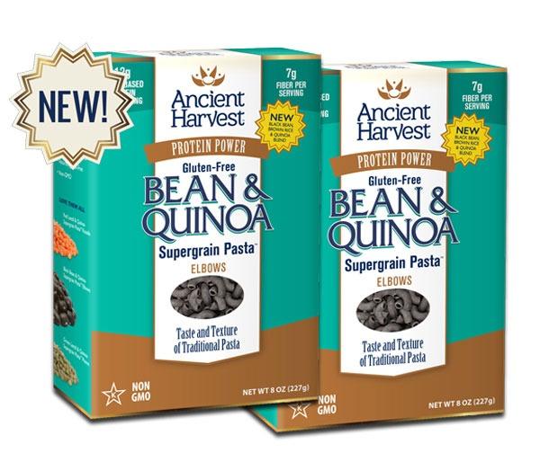 Pulse pasta Ancient Harvest Bean & Quinoa Elbows