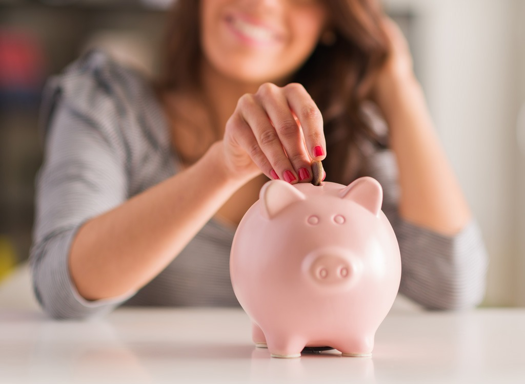 How to be happy piggy bank