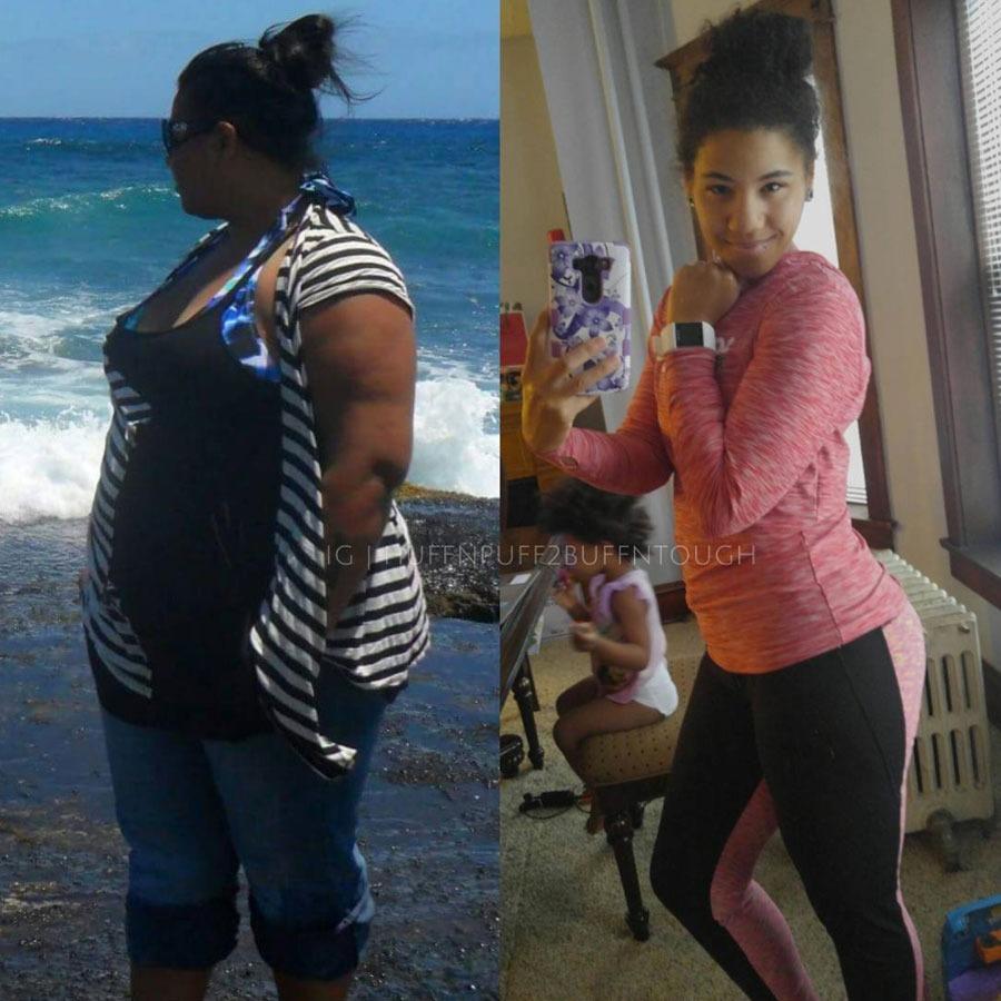 Katie Bolden, 143 pounds