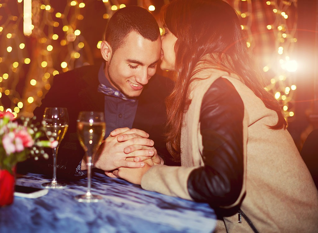 How to be happy date night