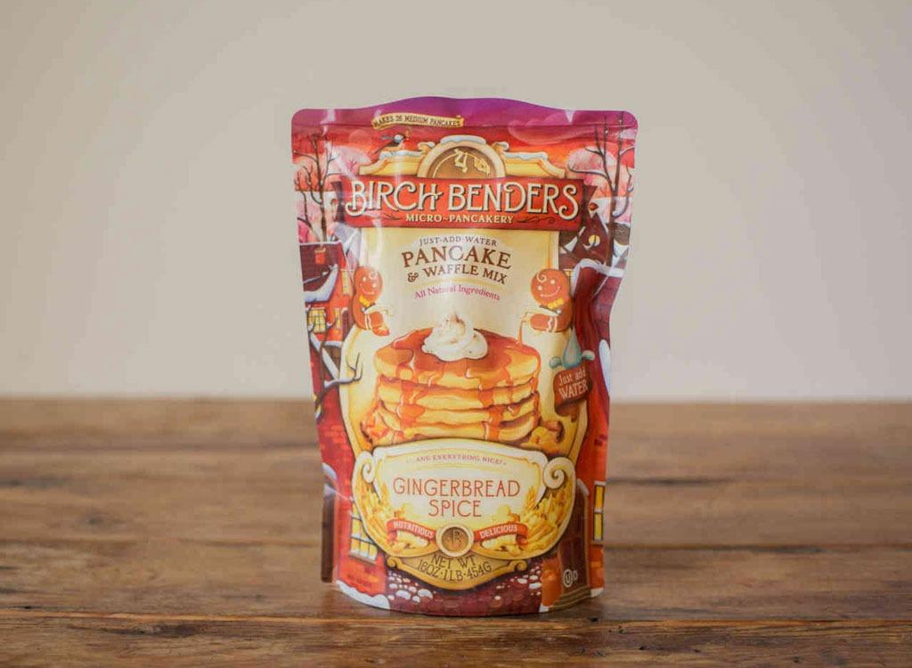 birch benders gingerbread spice pancake mix