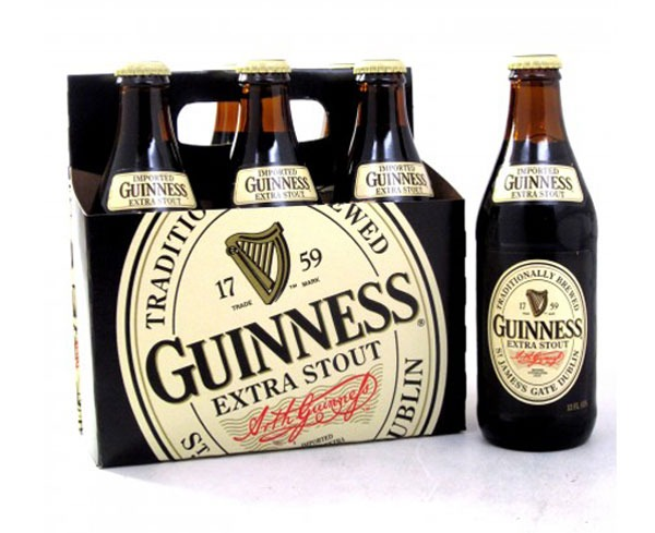ETNT Super Bowl Guinness Extra Stout