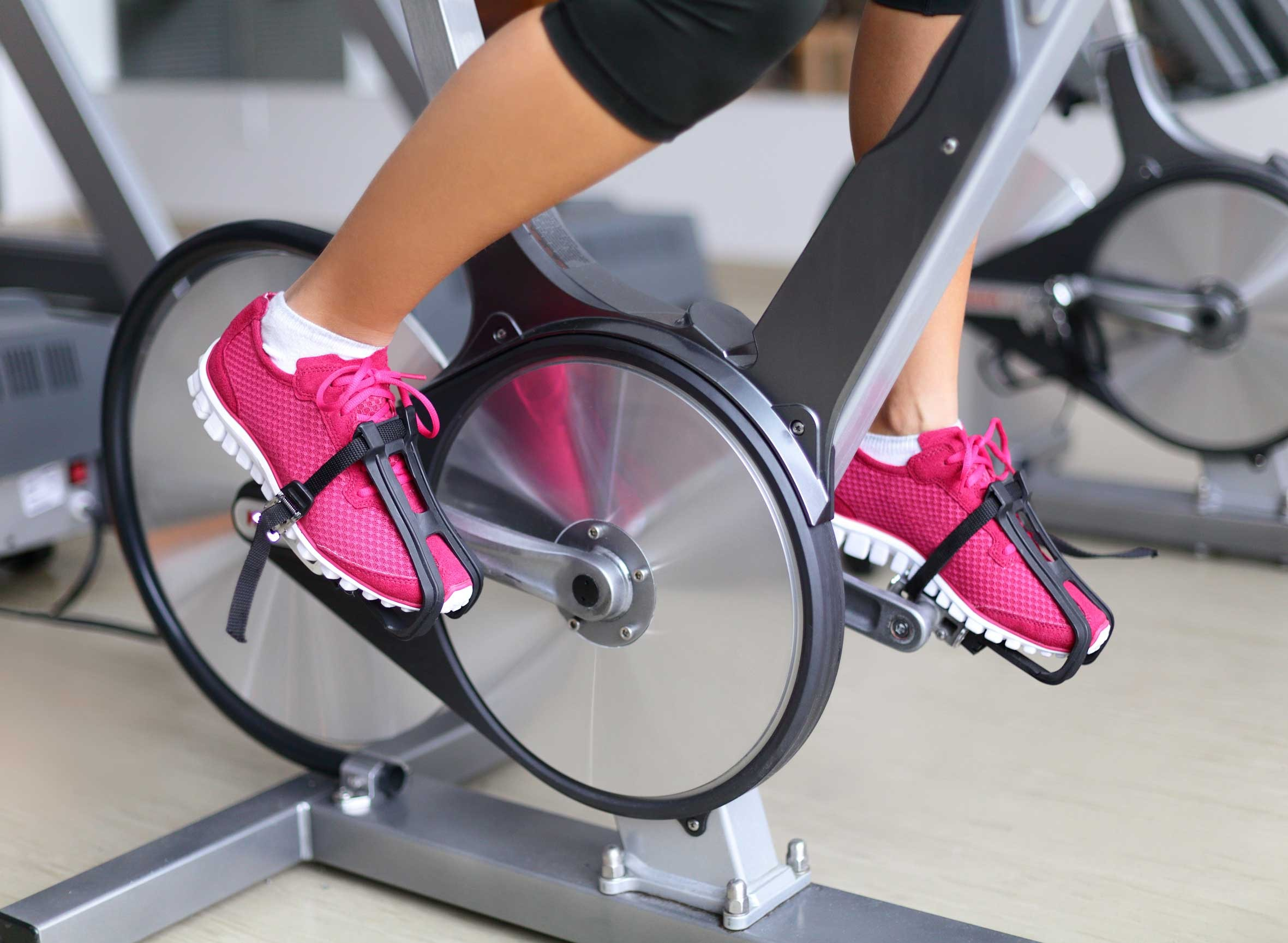 Indoor cycling - how to beat weight loss plateau