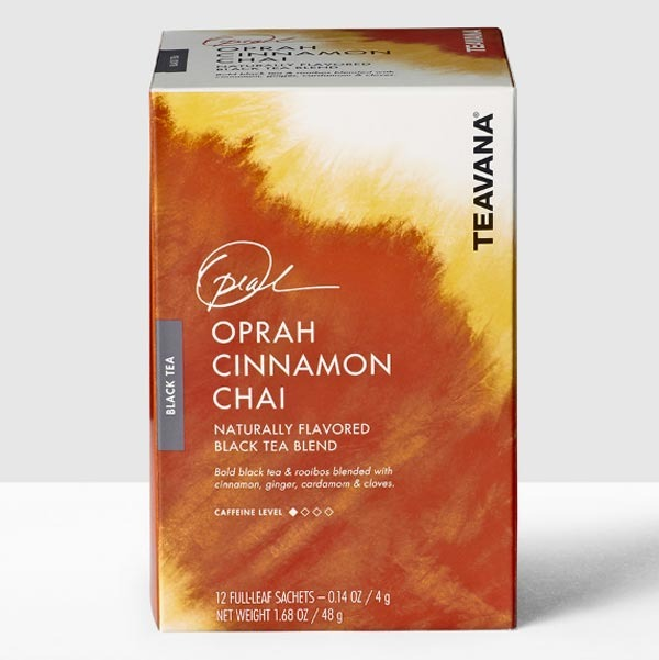 oprah cinnamon chai