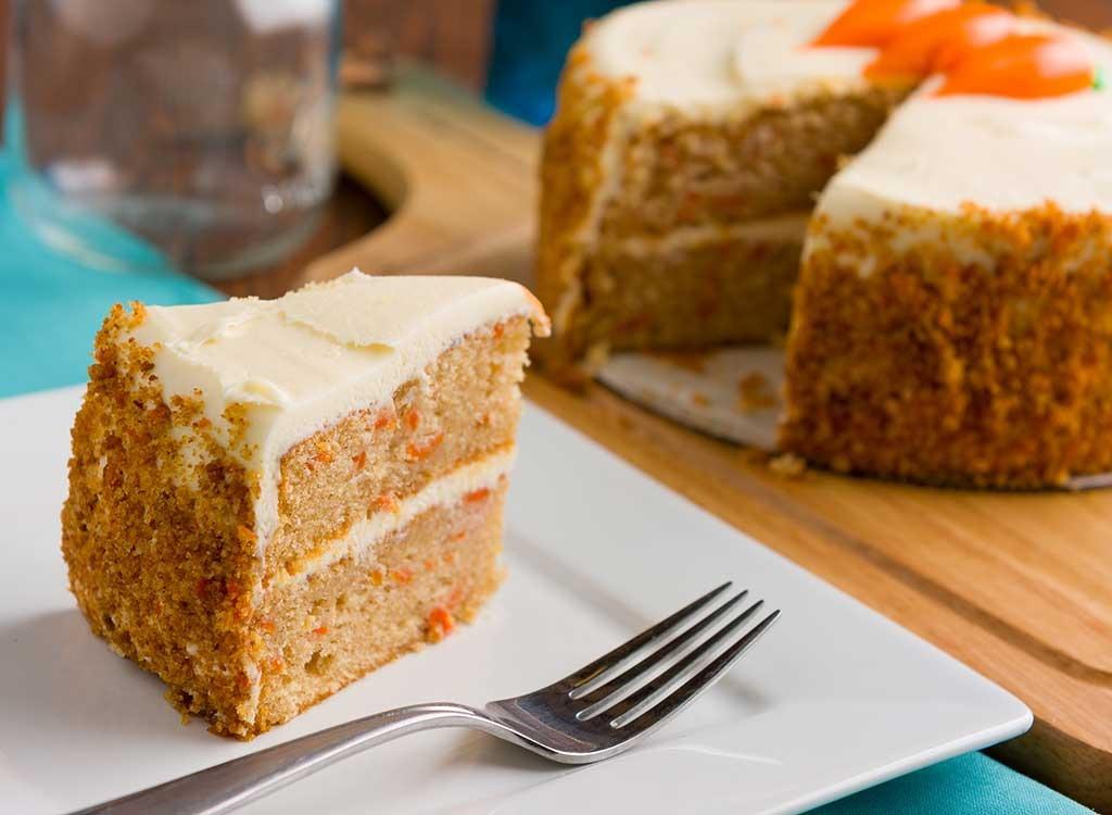 carrot cake homemade