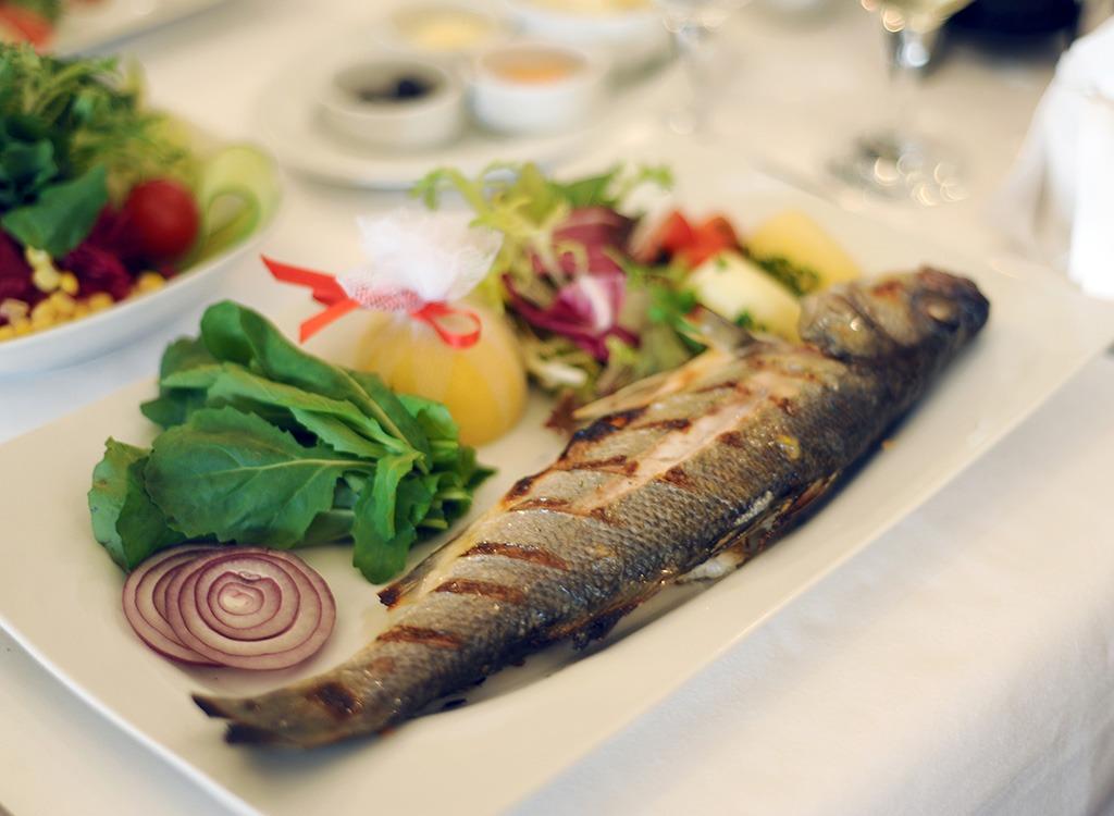 Fish ranked Bluefish