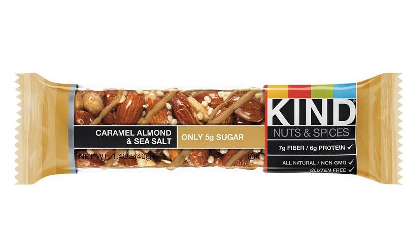KIND Caramel Almond Sea Salt