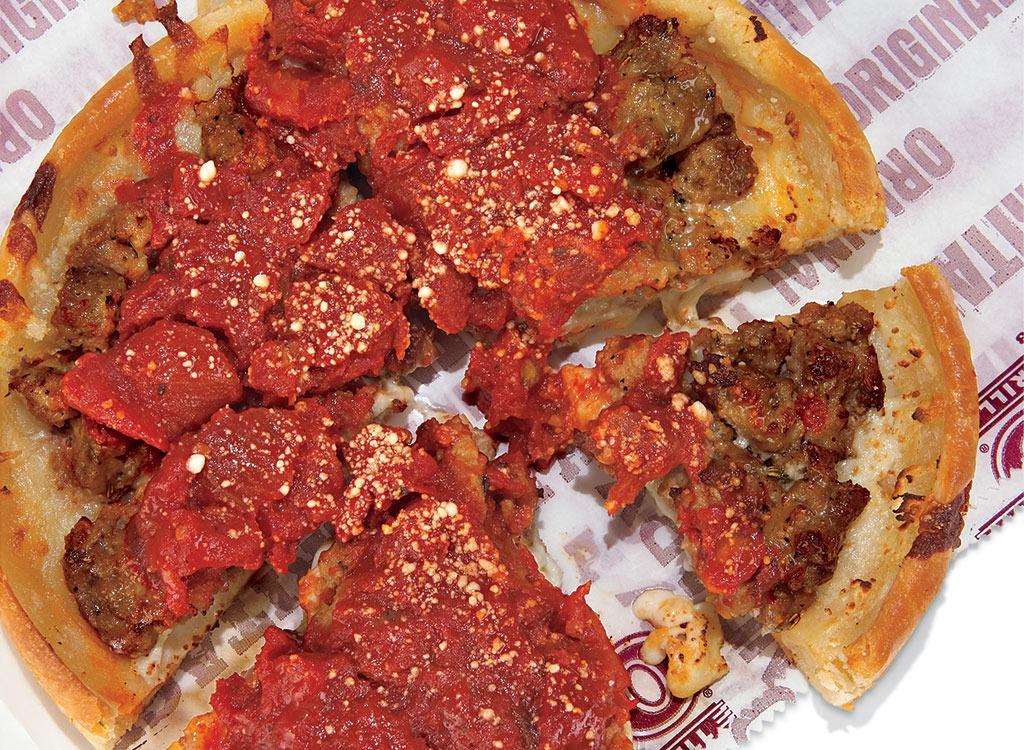 Uno Chicago Grill Prima Pepperoni