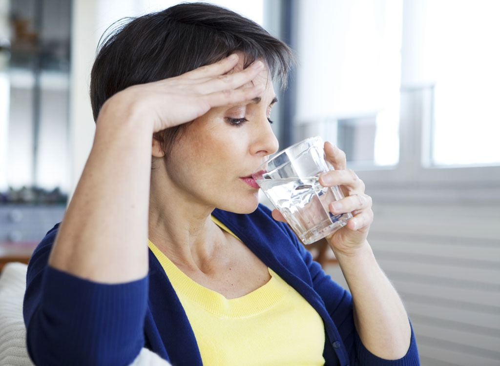 Food for women menopause