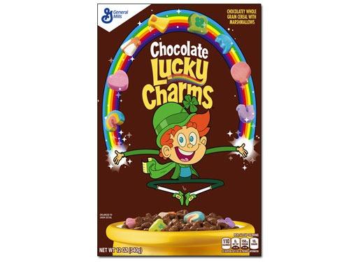 chocolate lucky charms