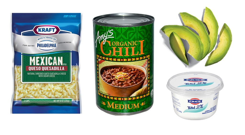 cheese chili ingredients