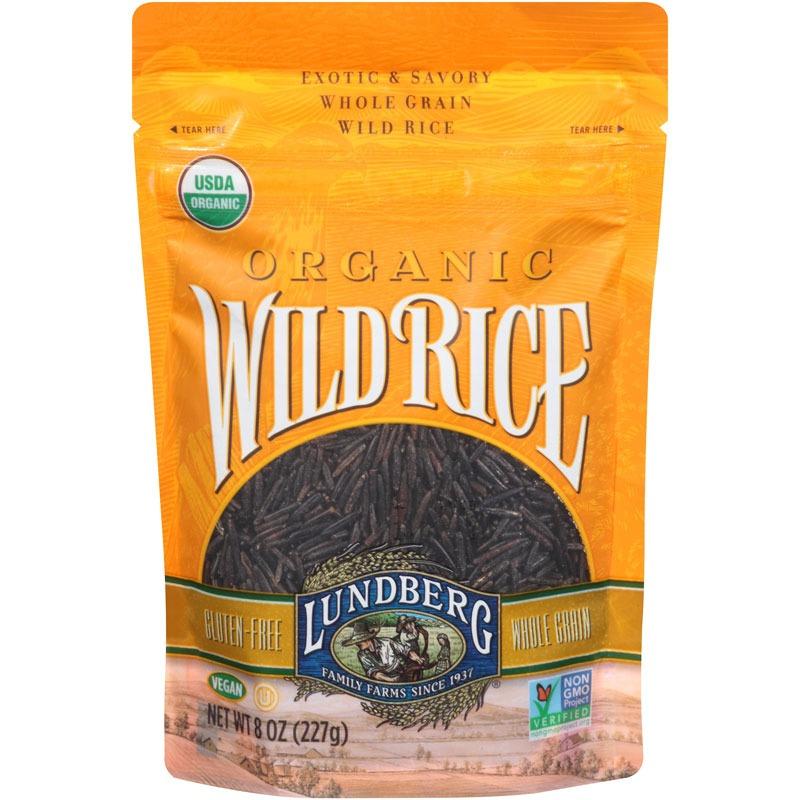 Lundberg Family Farms Organic Wild Rice
