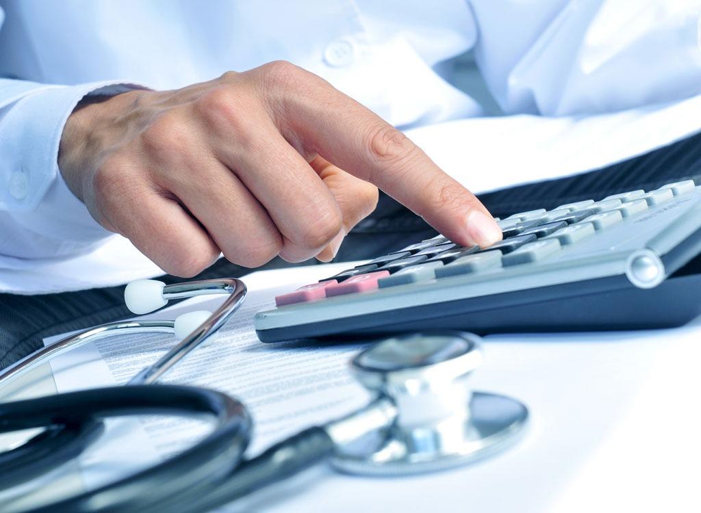 doctor calculator measurement