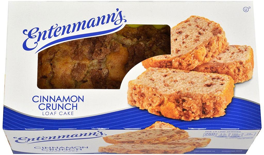 entenmanns loafcake cinnamoncrunch