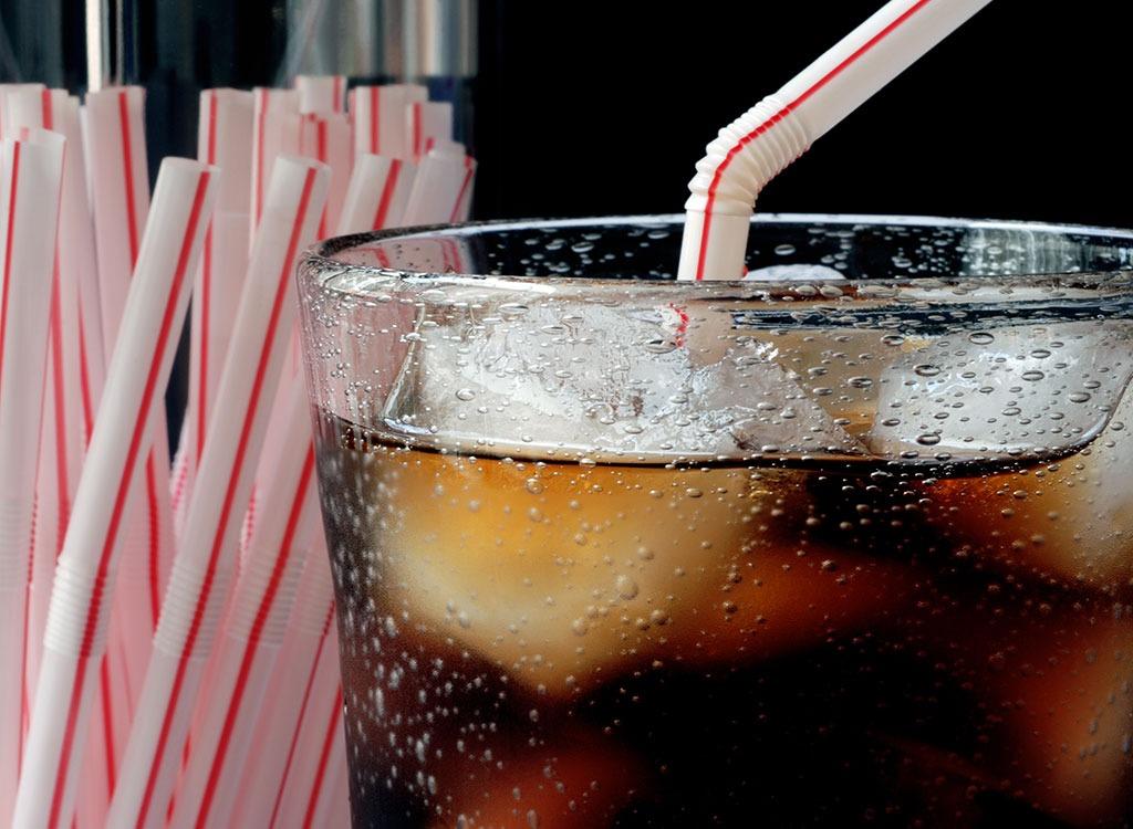 Soda with straws - best ways to speed up your metabolism