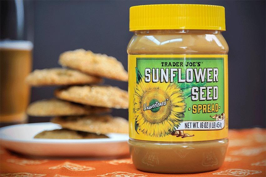 trader joes sunflower seed spread