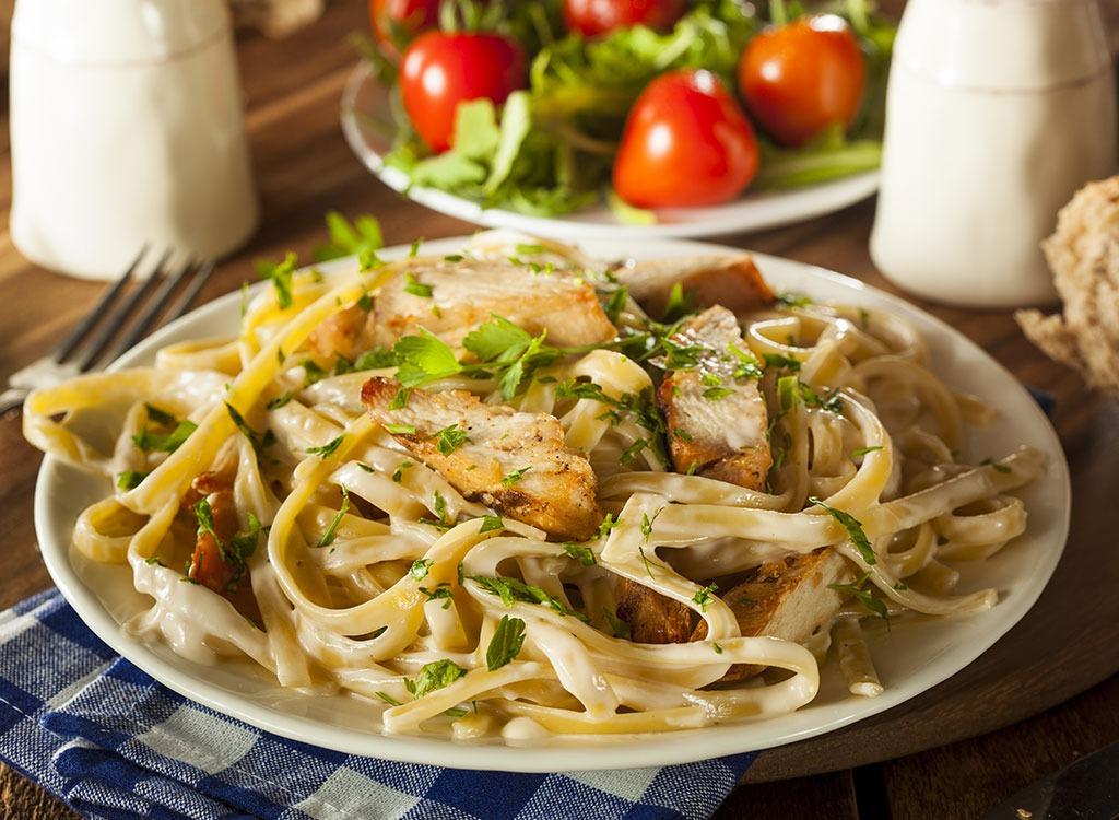 lemon turkey basil pasta