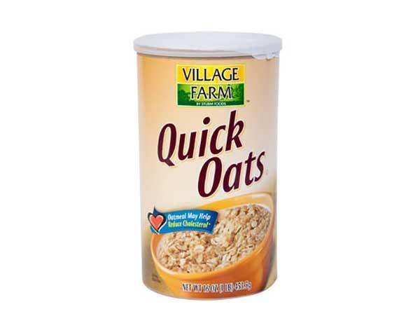 village farm quick oats