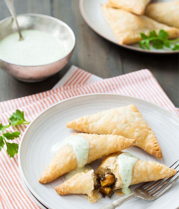 Pulse recipes empanadas