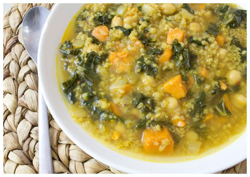 Easy weight loss soup