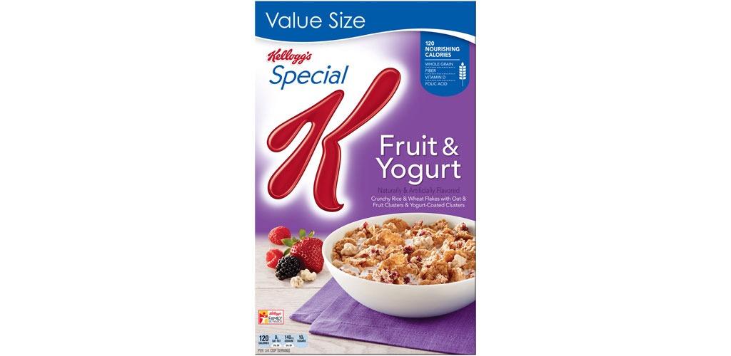 Worst healthy cereals