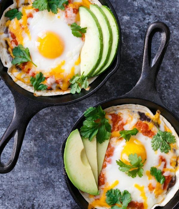 Pulse recipes huevos rancheros