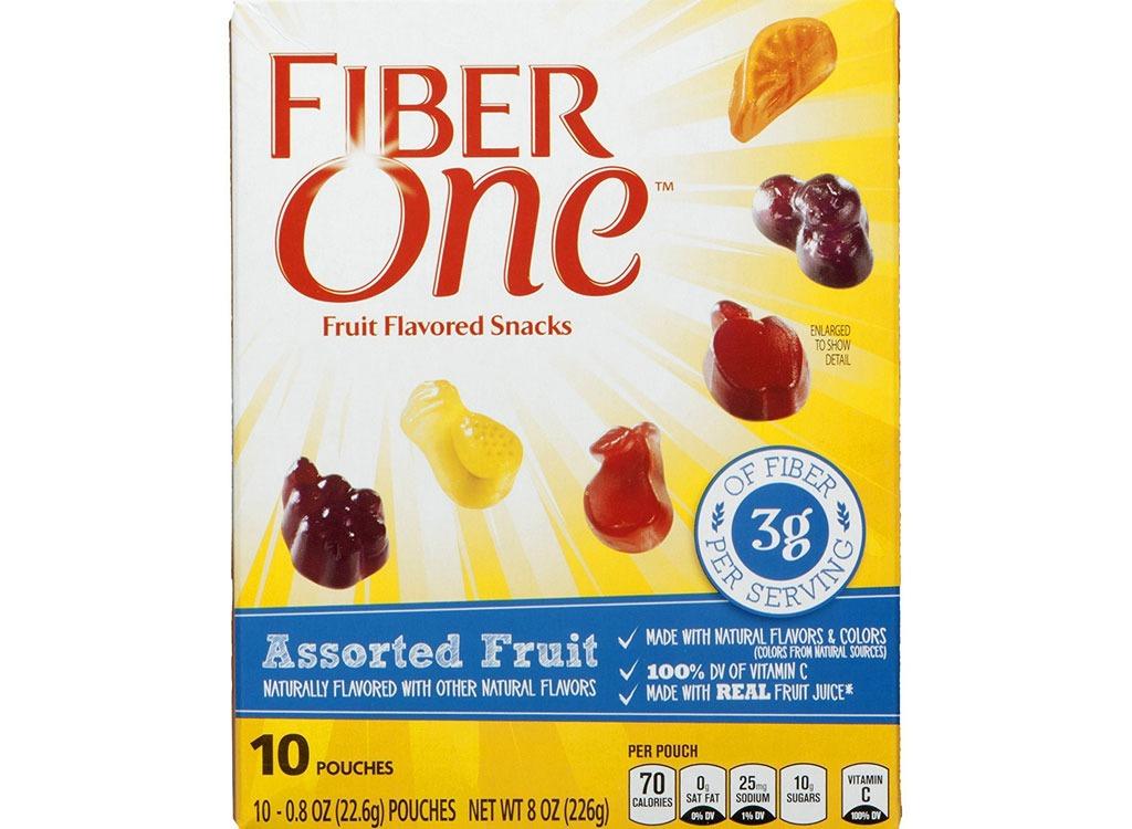 fiberOne fruitsnacks