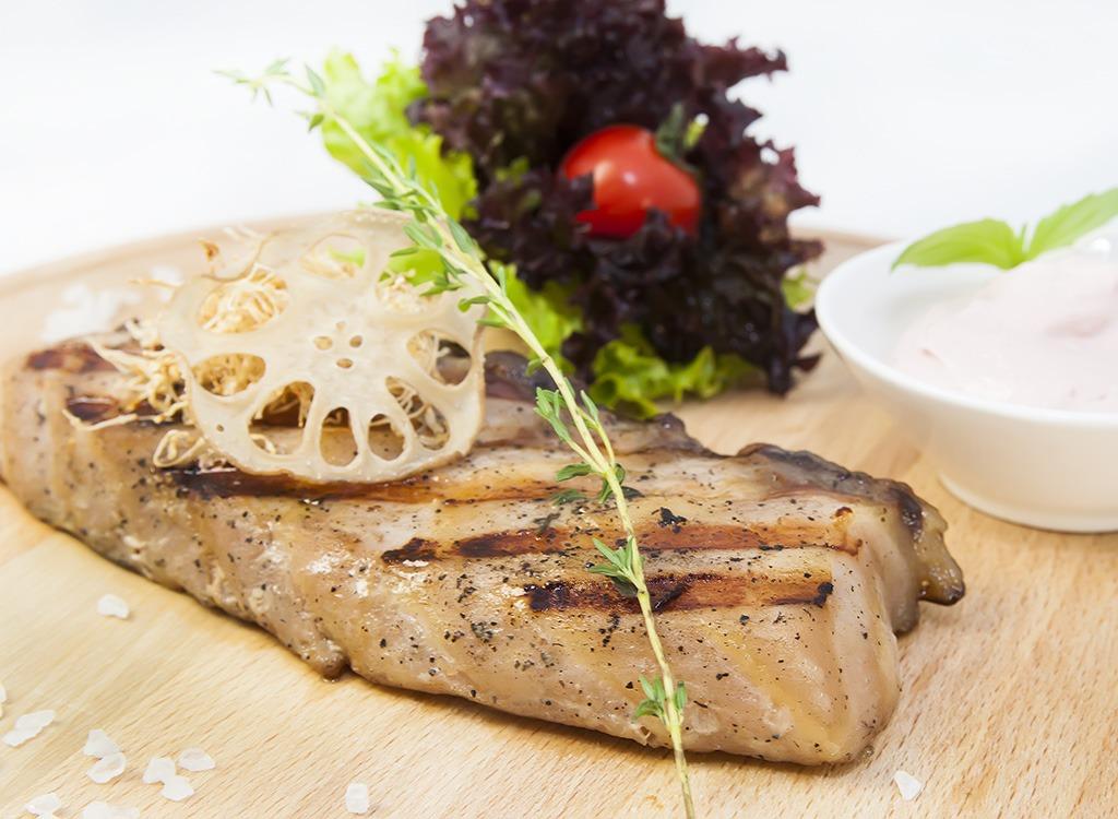 Fish ranked Farmed Catfish