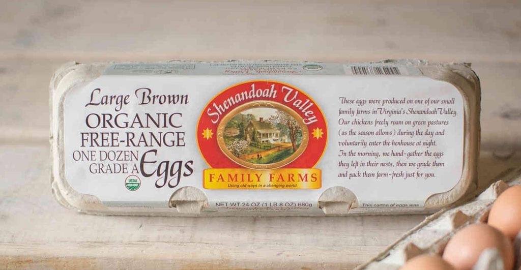 eggs shenandoah valley