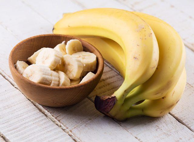 Sugary fruits ranked banana