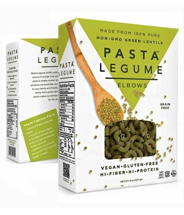 Pulse pasta pasta legume