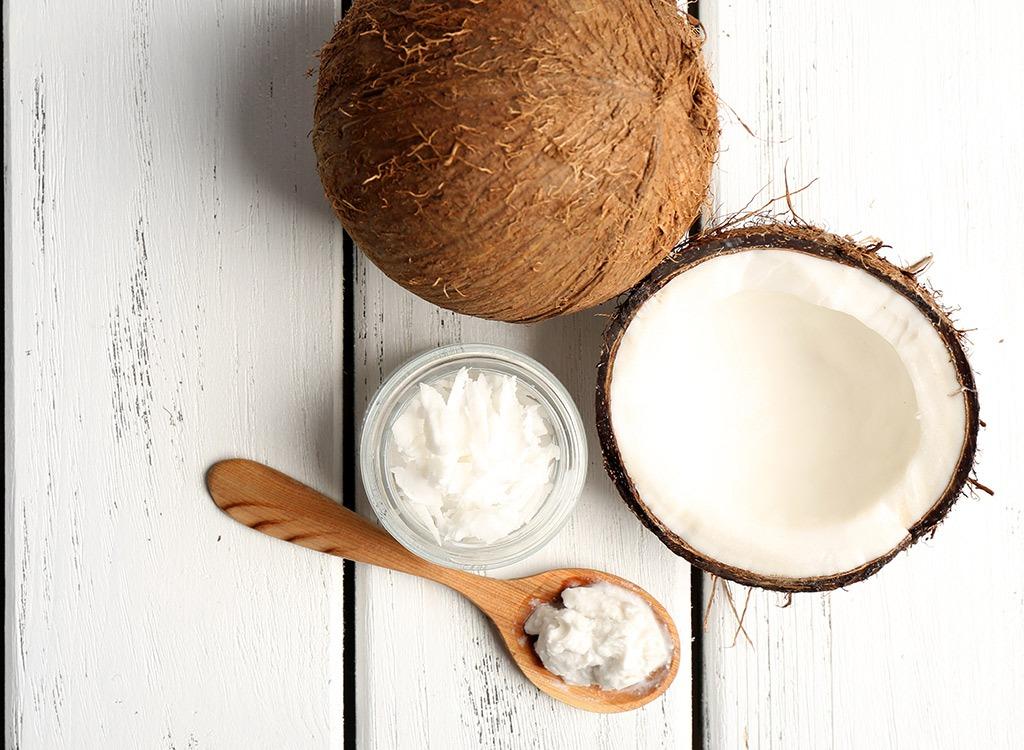 Gut health coconut oil