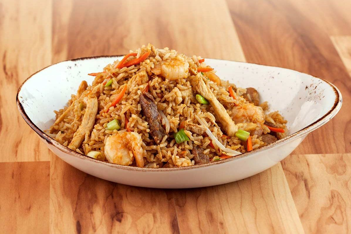 P.F. Chang's Fried Rice Combo