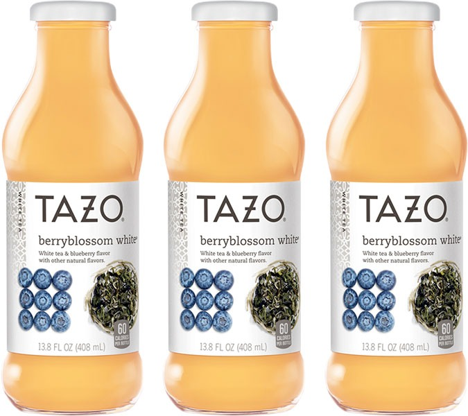 ETNT Low Sugar Tazo Berryblossom