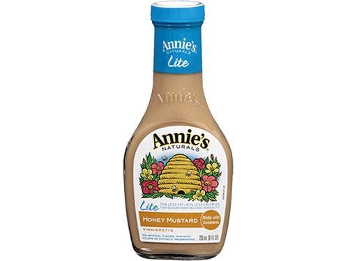 Annie's Naturals Lite Honey Mustard Vinaigrette