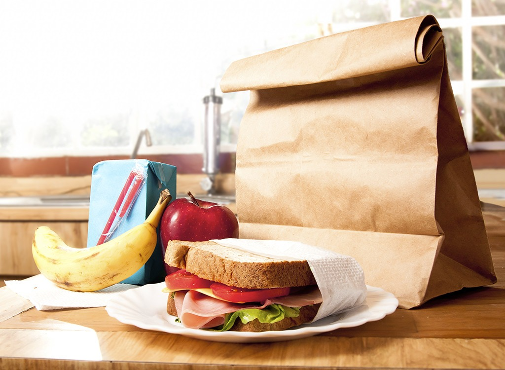 brown bag blunders packing on pounds